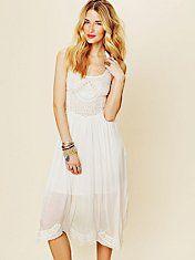 FP New Romantics Captured Sunshine Dress