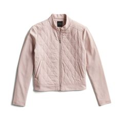 Spring Stylist Picks: Pink quilted jacket