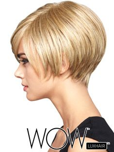 Asymmetric by LuxHair | Wigs.com - The Wig Experts