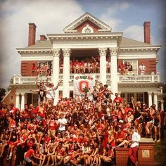 How THE Ohio State University does saturday. TFM.