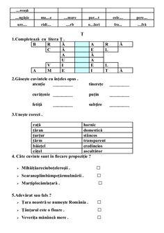 Romanian Language, School Lessons, Sheet Music, Children, Young Children, Boys, Kids, Music Sheets