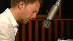 Thom Yorke (Radiohead) Cymbal Rush (live) - YouTube