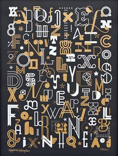 The Letters Poster – 55 Hi's  https://www.55his.com/shop/the-letters-poster