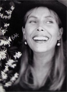 """When the world becomes a massive mess with nobody at the helm, it`s time for artists to make their mark."" - Joni Mitchell"