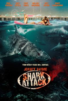 Jersey Shore Shark Attack movie. #jerseyshore