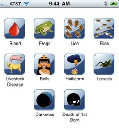 the 10 plagues of egypt for kids - Google Search