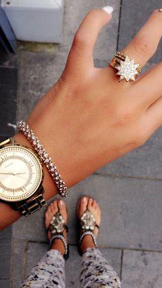 Bracelet guess glamazon