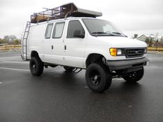 Boulder Offroad 4x4 Van Custom Conversions - Photo Album
