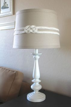 nautical lamp shade