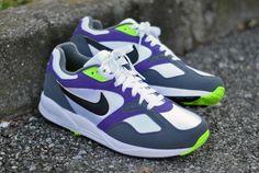 Nike Air Base 2 Gris Violet