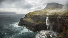 Life is about making an impact not making an income. Photo by Destinations, Over The River, Explore Travel, Faroe Islands, Camping Life, Land Scape, Travel Photos, Cool Pictures, National Parks