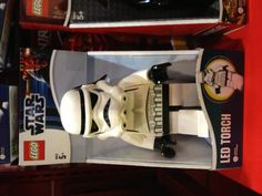 Stormtrooper flash light