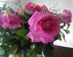 Lady Bug : Falımda çiçekler açmış :)