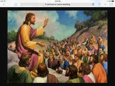 """I will be covering part 8 of 43 in my weekly """"teachings of Jesus on Earth"""" bible story. We will be looking at the teachings of Jesus in the bible. We have ma. Kingdom Of Heaven, The Kingdom Of God, Christian Videos, Christian Art, Lucas 17, Republican Jesus, Jesus Teachings, Bible Pictures, Jesus Pictures"""