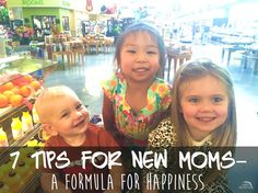 7 tips to help new moms relax and enjoy motherhood that I wish someone would have shared with me in the beginning.