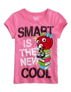 Finally a graphic T that gets it right!