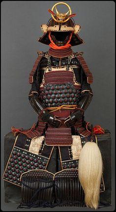 Samourai Armor