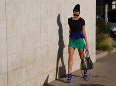 Fashion Addict ~ Color Blocking