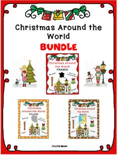 *** $7.00 ***Overview: ThisBUNDLEincludes 3 Music Plans for CHRISTMAS AROUND THE WORLD! FRANCE POLAND WALESThis product is a curriculum integration tool incorporating music, history and cultural traditions. The lessons are built around stu... Learning Tools, Student Learning, Music Education Activities, Recorder Music, Elementary Music, Music Theory, Christmas Carol, Learn To Read, Lesson Plans