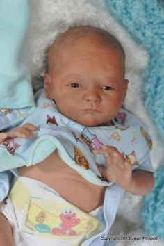 REBORN BABY BOUTIQUE presents ~ Will by Natalie Scholl~ EXQUISITE