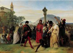 I vespri siciliani  Hayez