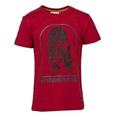 LEGO wear LEGO Star Wars TIMMY 651 - T-Shirt-Camiseta Niños,    Rot (DARK RED 370) 11 años (146 cm) #camiseta #friki #moda #regalo