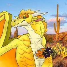 Desert Flower by sharkcatz.deviantart.com on @DeviantArt