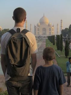 Travel with Kids!!! 11. History - You can't compare the experience of Machu Picchu, the Taj Mahal, Red Square, The Forbidden City, or The Great Wall of China with a textbook. You just can't. To hold my eldest son's hand as he sobbed through the Genocide Memorial Museum in Kigali, Rwanda, is truly living history. 12. In 100 Years We're All Gonna Be Dead! - I don't think I need to explain this one. Goes without saying. Get out and see it all!