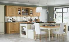 12 American Style Kitchen Decoration