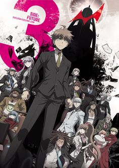 Danganronpa 3: The End of Kibougamine Gakuen - Mirai-hen| 480p 60MB | 720p 90MB | 1080p 150MB MKV  #Danganronpa3TheEndofKibougamineGakuenMiraihen  #Soulreaperzone  #Anime