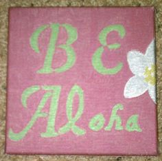 """""""Be Aloha"""" ~ SOLD This Or That Questions"""