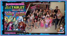Presentación Tablet Monster High por www.helenitaz.com (13-07-13) http://helenitaz.com/2013/07/monster-high-tablet-presentacion-oficial-para-monstruobloggers/14/