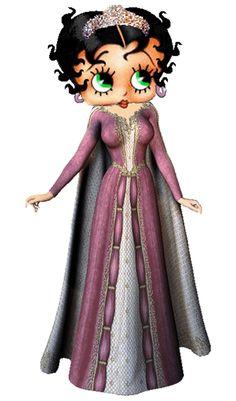 Goth Princess,  BETTY BOOP