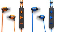 Klipsch Ruggedized Earbuds Resist Your Filthy Perspiration