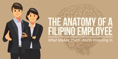 In this infographic, we're going to break down the various qualities and characteristics of Filipinos that make them a great choice for foreign employers and outsourcing companies. Here's what you need to know about Filipinos. Human Resources, Starting A Business, Filipino, Philippines, Anatomy, Investing, Infographic, Management, How To Make