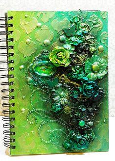 Tobi's Place: Art Journaling Catch-Up