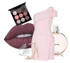 """""""Prom2016#1"""" by elina-bartsevich on Polyvore featuring мода, Chanel, Lime Crime, BCBGMAXAZRIA, Liliana и MAC Cosmetics"""
