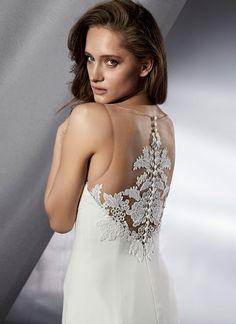 Le Papillon by Modeca : une collection 2018 princière Cape Town South Africa, 2018 Color, Marie, Boutique, Bridal, Collection, Wedding Dresses, Style, Fashion