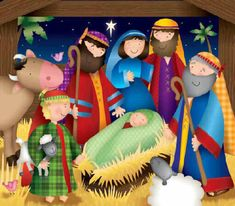 Our key principles are Fairness, Ability, Creativity, Trust and that's a F. Christmas Nativity, Christmas Paper, Diy Christmas Ornaments, Christmas Colors, Christmas Holidays, Christmas Decorations, Meaning Of Christmas, Holiday Wallpaper, Country Paintings