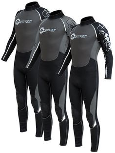 7e24f5b83e9f Mens OSPREY OSX Full Length Wetsuit Bodyboarding Surfing Kayaking Sailing  Diving Diving Wetsuits, Scuba Diving