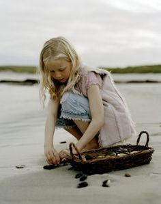 Charming Child ~ beach fun