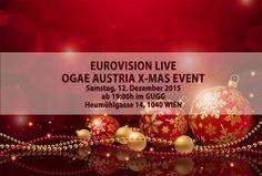 Eurovision Live – OGAE Austria X-mas Event