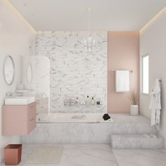40 Awesome Marble In Shower Design Ideas To Inspire You 117 Room Design Bedroom, Home Room Design, Home Interior Design, Bathroom Design Luxury, Bathroom Designs, Aesthetic Room Decor, Dream Rooms, Luxurious Bedrooms, Bathroom Inspiration