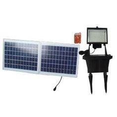 Greenlytes commercial solar flood light 336 led http solargreenhouse aloadofball Images