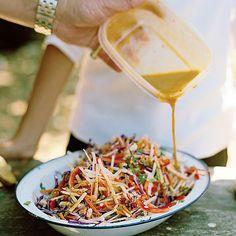 Jicama Slaw - Gourmet Meals for Camping  - Sunset