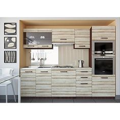 JUSThome Paula Cuisine équipée compl?te 240 cm Couleur: Acacia  Price: EUR 52500  JUSThome Paula Cuisine équipée compl?te 240 cm Couleur: Acacia  Brand: JUSThome  Label: JUSThome  Manufacturer: JUSThome  Publisher: JUSThome  Studio: JUSThome