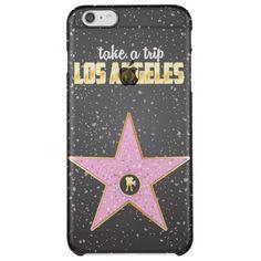 los angeles Celebrity star travel poster.  Visit los angeles ,California.