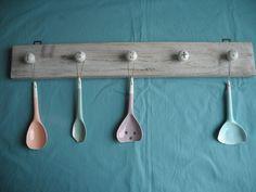 Ceramic spoons and hangers https://www.facebook.com/LantosJuditKeramia/photos_albums
