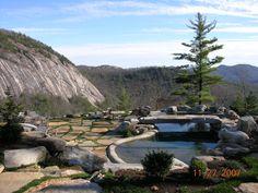 Mountain Swimming Hole, Cashiers, NC