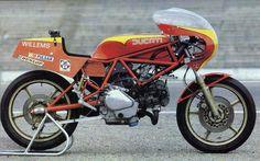 Ducati Pantah Racer